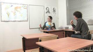 Tanárnő szexvideók